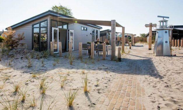 Luxe duinlodge (6p) in Noordwijk | 3 dagen voor slechts €342,-