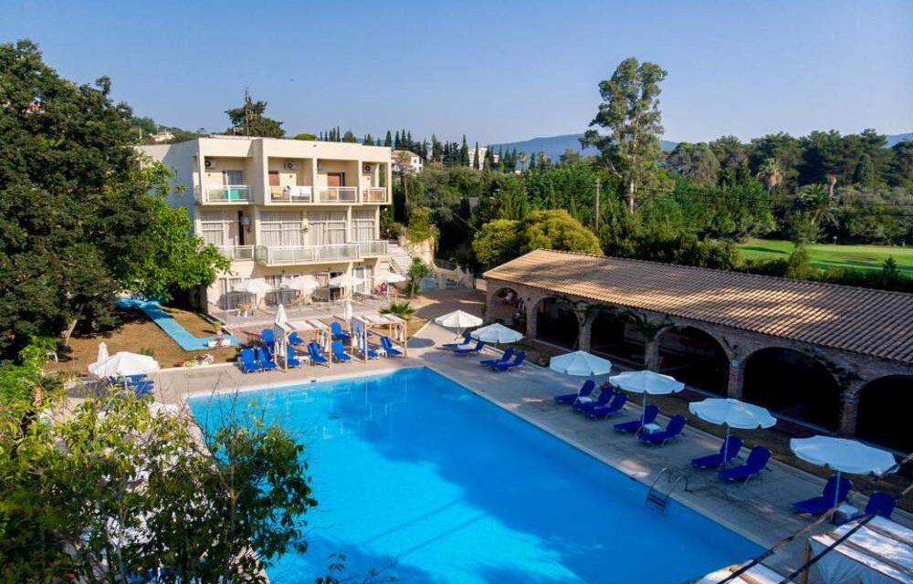 TIP! 8 dagen naar prachtig Corfu   All inclusive slechts €489,- p.p.