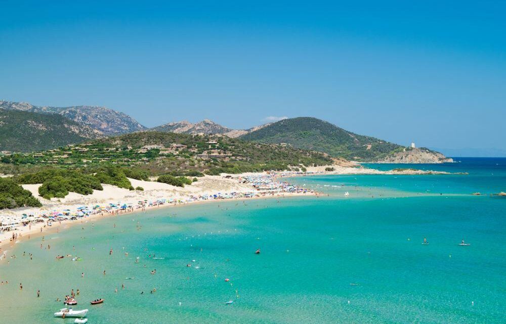 8 dagen all inclusive op Sardinië   4* verblijf in juli voor slechts €458,-