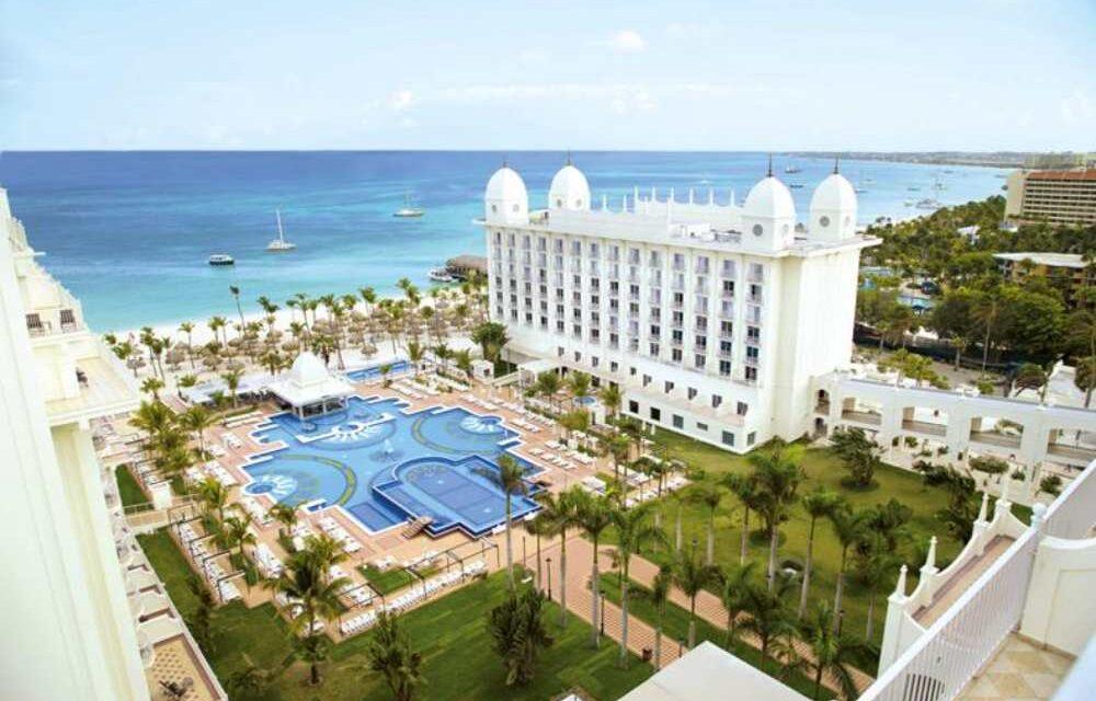 TIP! Ultra luxe 5* RIU Palace Aruba | 9 dagen all inclusive voor €1199,-
