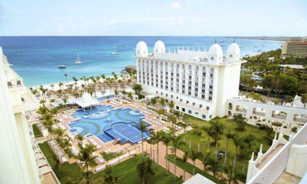 TIP! Ultra luxe 5* RIU Palace Aruba   9 dagen all inclusive voor €1199,-