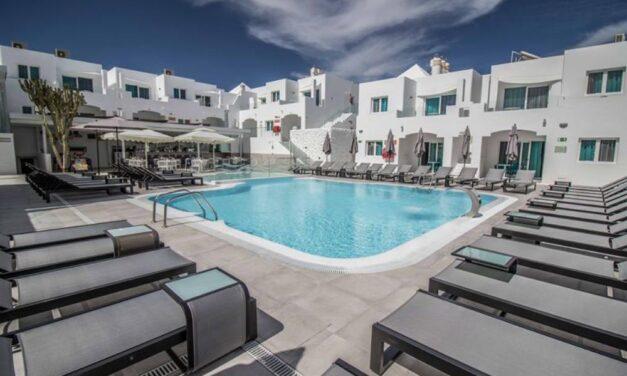 Modern 4**** verblijf @ Lanzarote   8 dagen in juli 2021 €399,- p.p.