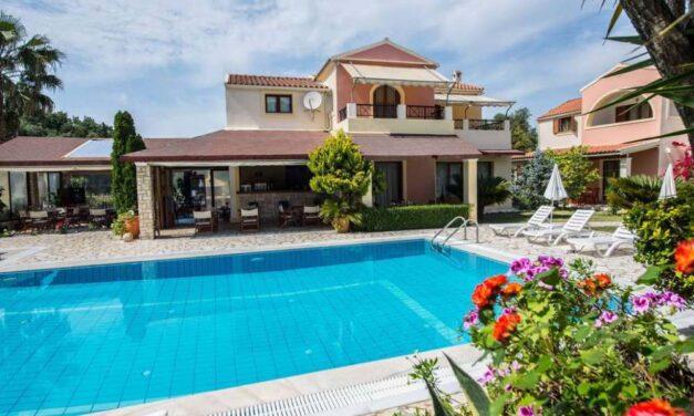 Knusse villa (9,2/10) op schitterend Corfu | 8 dagen incl. ontbijt €356,-