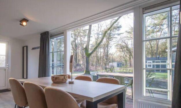 Vrijstaand chalet in Brabant | Boek een 8-daags verblijf voor maar €235,-