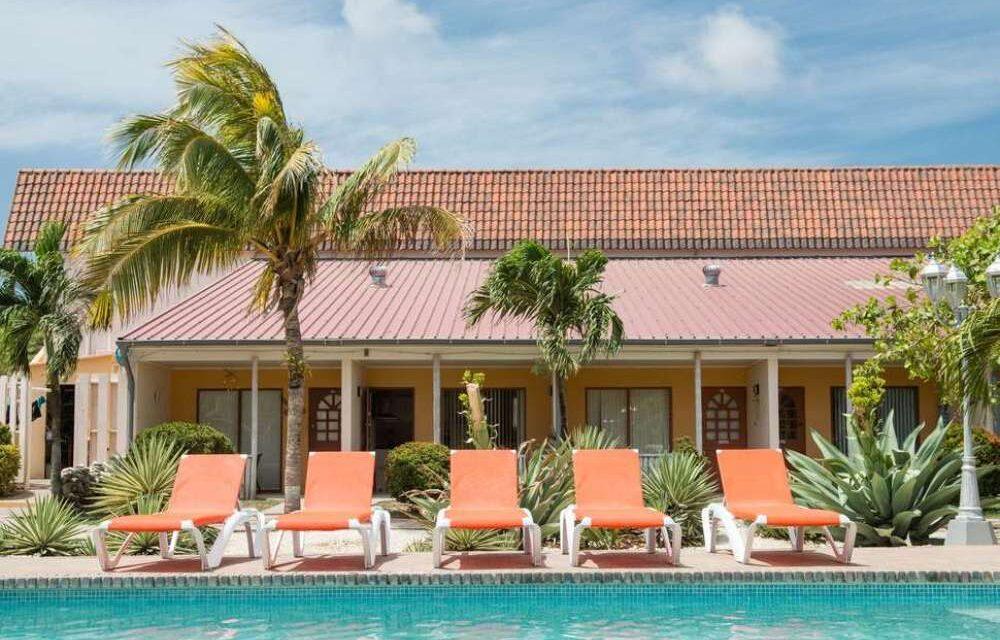 Koopje: 9 dagen naar Aruba €499,-   Fijn complex vlak bij 't strand