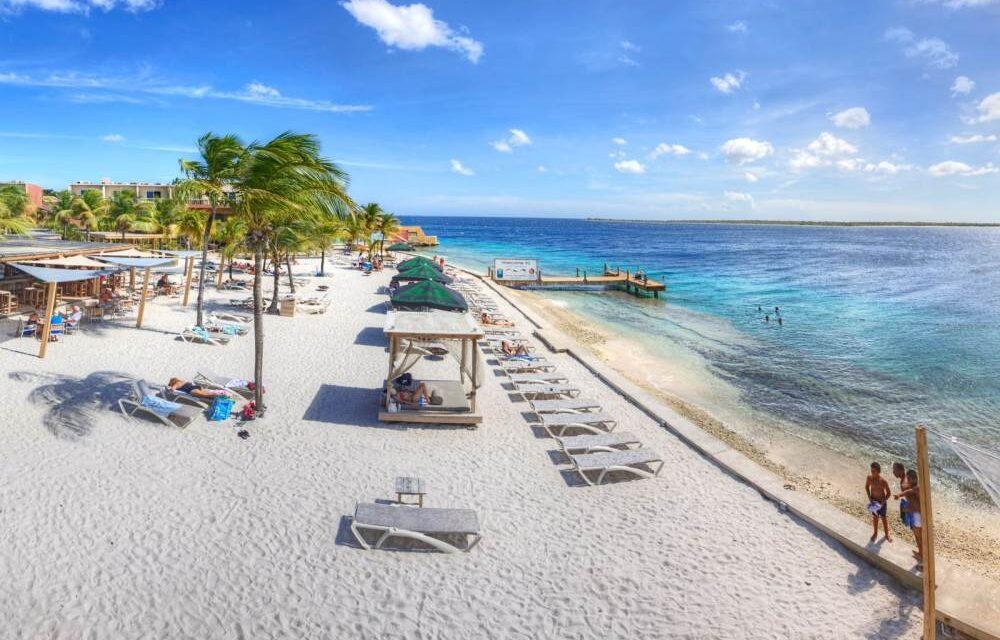 Eden Beach Resort op Bonaire | Complete last minute vanaf slechts €499,-