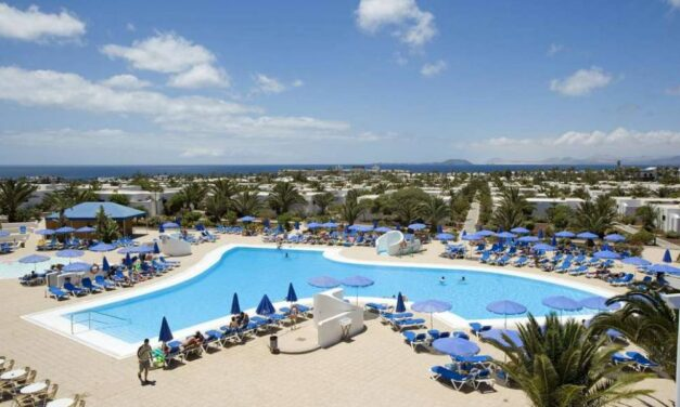 WOW! 4* all inclusive Lanzarote nu €376,- | Complete last minute deal