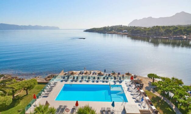 Hotel met zeezicht op Mallorca   Vlucht + transfers + verblijf €455,-