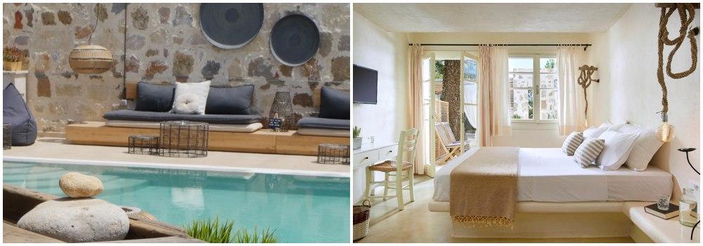boutique hotel Kreta