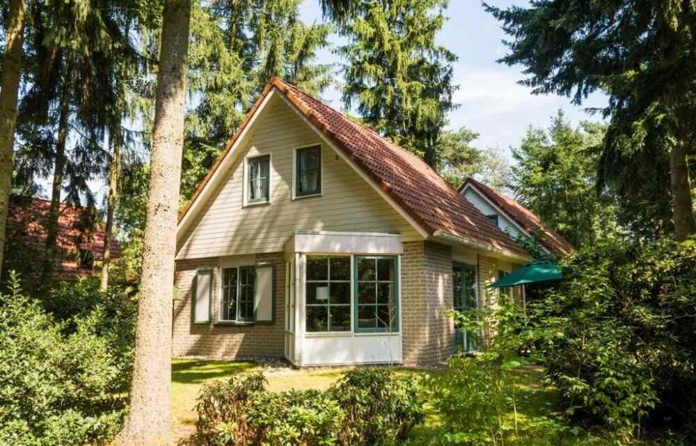 Luxe huisje @ Landal de Vlegge in Overijssel   In juli met 35% korting