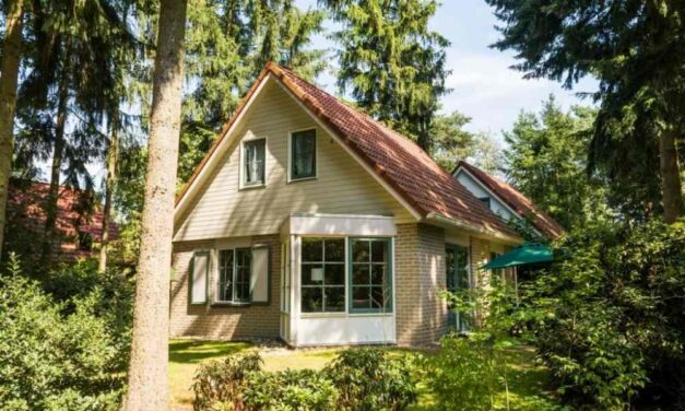Luxe huisje @ Landal de Vlegge in Overijssel | In juli met 35% korting