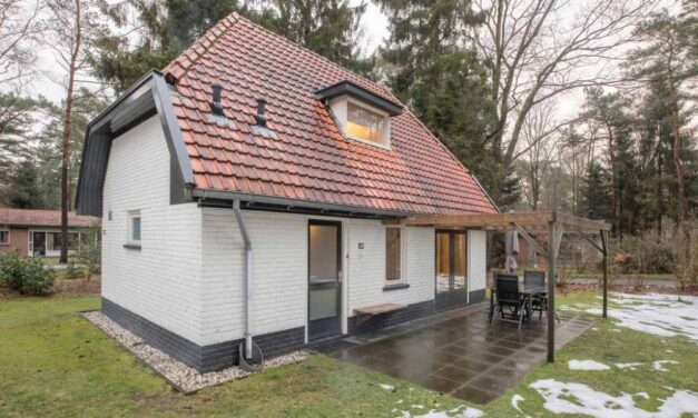 Knus huisje midden op de Veluwe | Lang weekend in juli met 41% korting