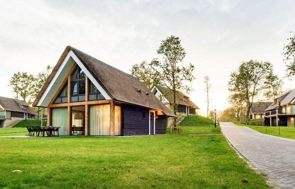 Extra luxe vakantiehuis @ Landal Drenthe | In juli met wel 36% korting