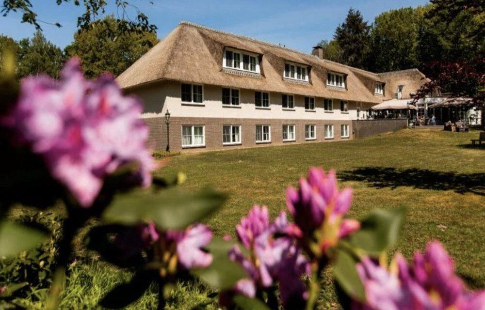 Sfeervol landhuishotel in Overijssel | 3 dagen incl. ontbijt & diner €105,-