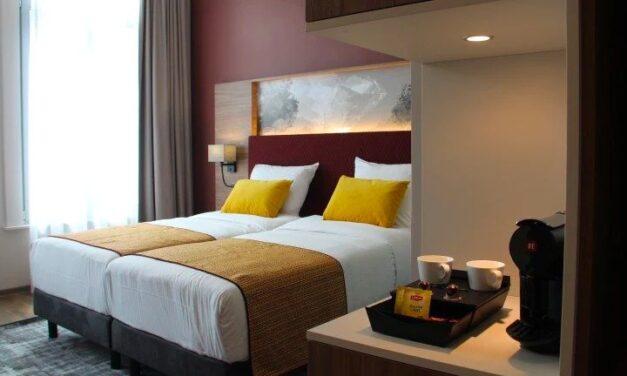 We mogen weer! Nachtje + ontbijt @ Antwerpen | 4* Hotel voor €39,50