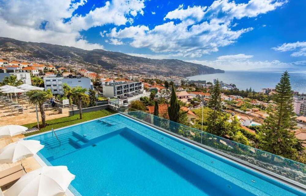 Waanzinnig 4* hotel op Madeira | Complete vakantie incl. ontbijt €403,-