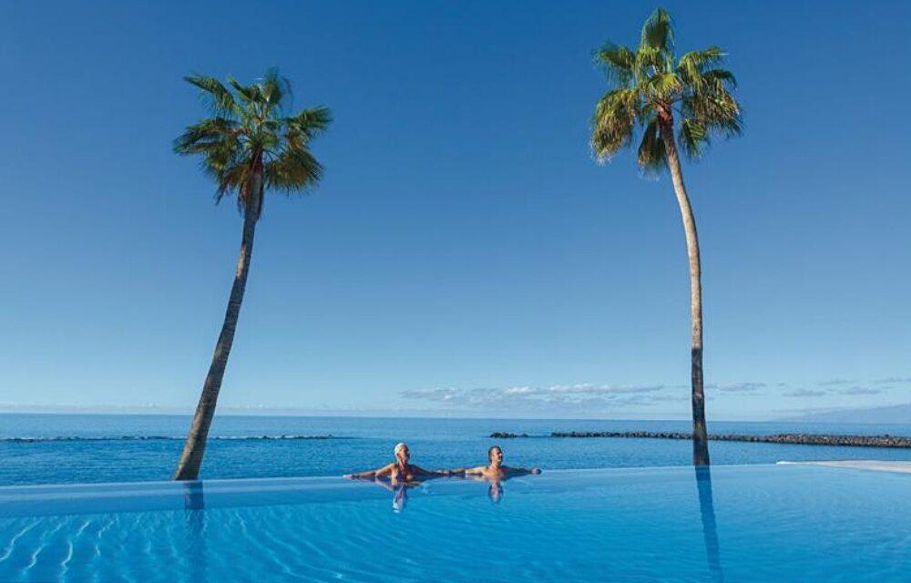 4* RIU Arecas op Tenerife (9/10)   8 dagen in juli mét halfpension €490,-