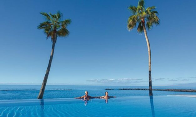 4* RIU Arecas op Tenerife (9/10) | 8 dagen in juli mét halfpension €490,-