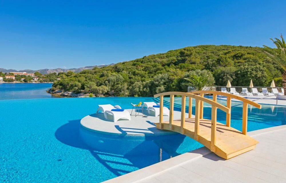 WOW! Luxe 4* vakantie naar Kroatië | Complete deal incl. ontbijt €484,-