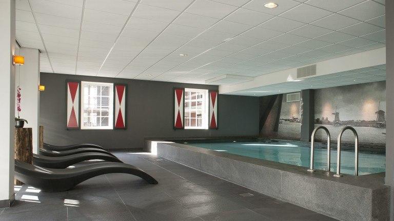Luxe 4* Inntel in Zaandam   Incl. ontbijt & toegang wellness €57,- p.p.