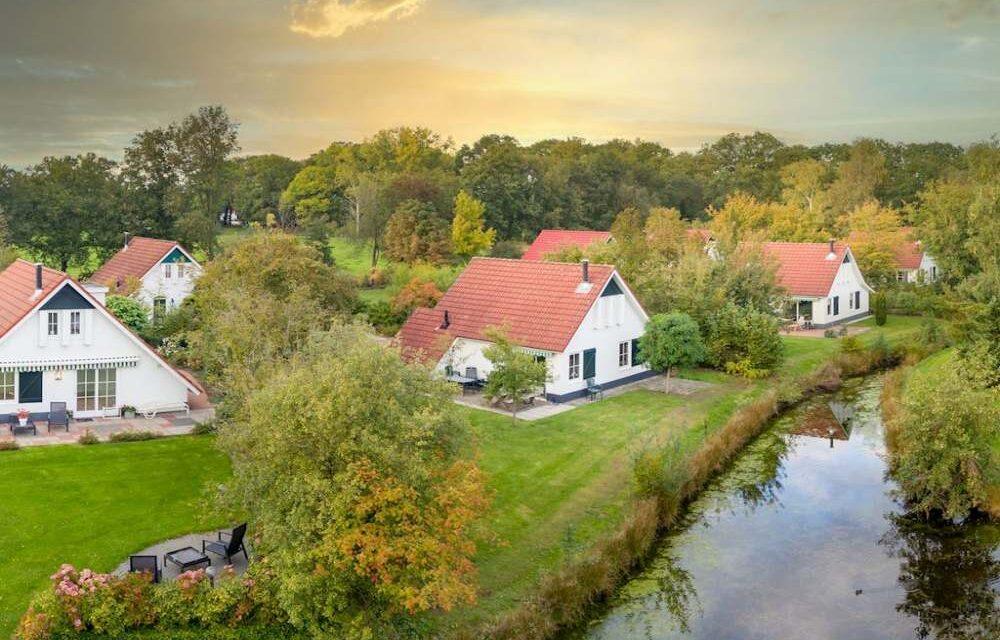 YES! Luxe bungalow met sauna in Twente   4 dagen met 22% korting
