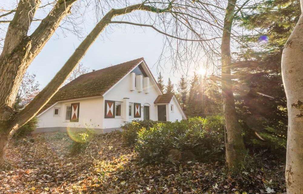 Zomervakantie: 4 dagen naar Limburg   Huisje met sauna incl. 22% korting