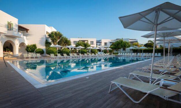 Koopje: 8 dagen Kos incl. ontbijt €379,- p.p. | Top hotel (8,4/10) aan de kust
