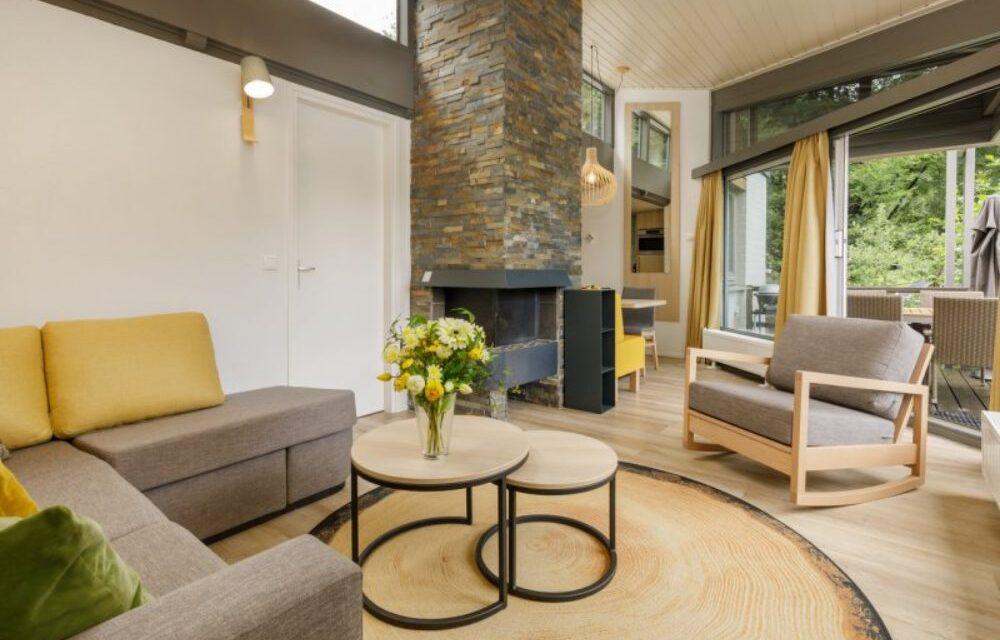Luxe Center Parcs VIP Cottage | Mét sauna, bubbelbad & meer €112,- p.p.