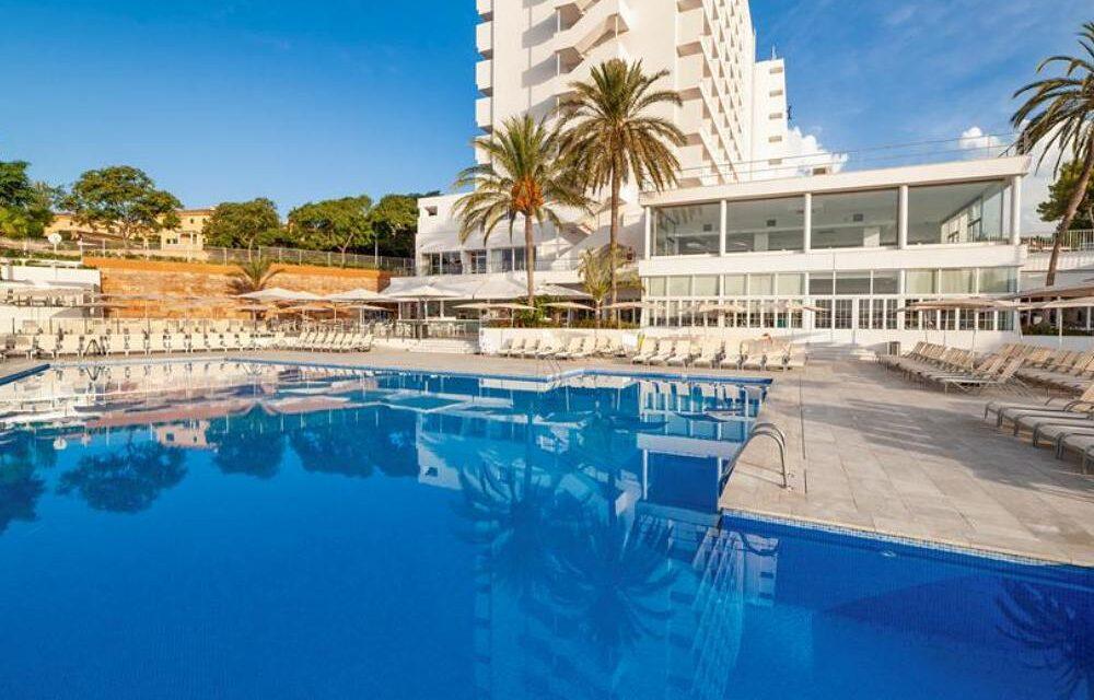 Zomervakantie Mallorca €544,-   4* all inclusive hotel bij 't strand