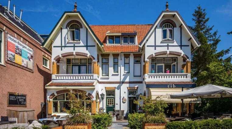 3-daagse vakantie @ 't mooie Bergen   Incl. ontbijt & diner €79,50 p.p.