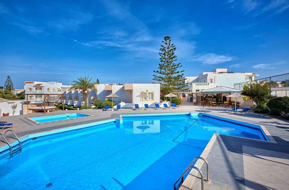 WOW! 4* all inclusive vakantie op Kreta   Last minute 8 dagen €606,-