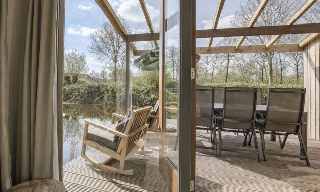 Luxe waterwoning incl. sauna (6P) | Begin augustus nu met 32% korting