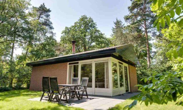 Vrijstaande bungalow @ Overijssel | 4 dagen in augustus 34% korting