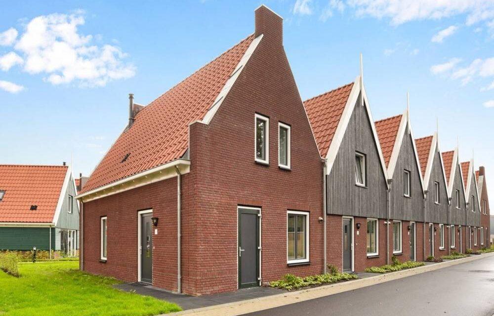 Last minute vakantie Volendam | 4-persoons huisje met 48% korting