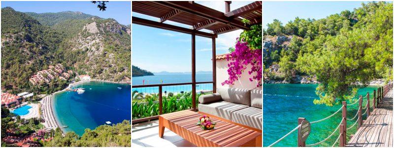 luxe hotel turkije