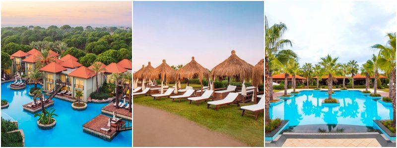 luxe hotels turkije