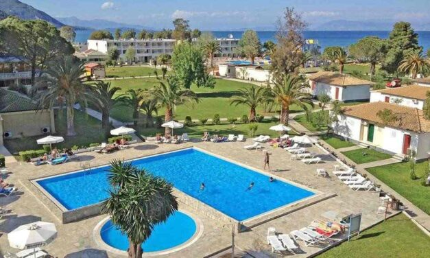 All inclusive vakantie op Corfu | Last minute deal 8 dagen €432,-