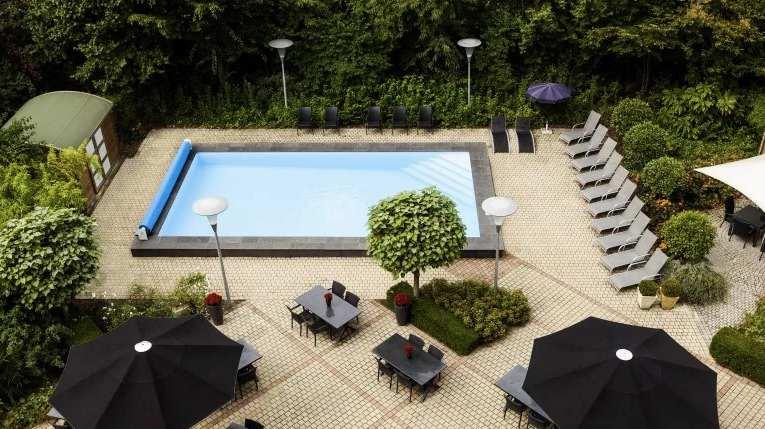 Overnachten in 4* hotel @ Maastricht | Ontbijt & zwembad €57,-