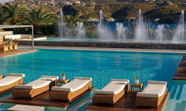 5* resort op een privé eiland | 8 dagen all inclusive Kreta €668,-