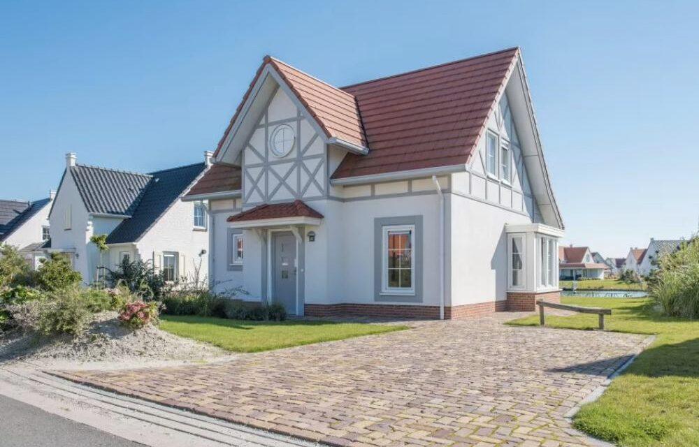 Lang weekend Zeeland | Luxe villa @ Residence Cadzand-Bad €117,- p.p.