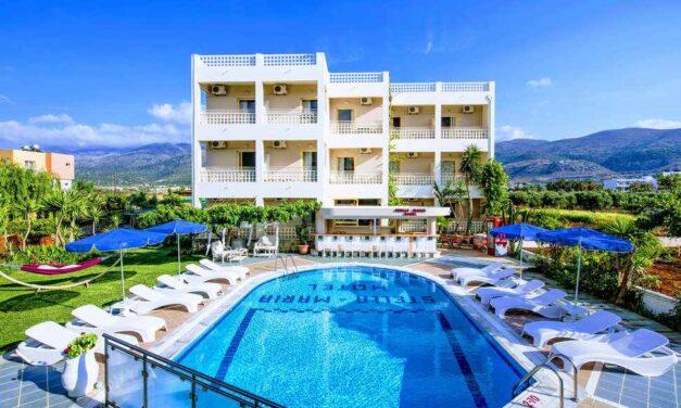 Cheap! In oktober 8 dagen op Kreta | Complete deal slechts €169,- p.p.