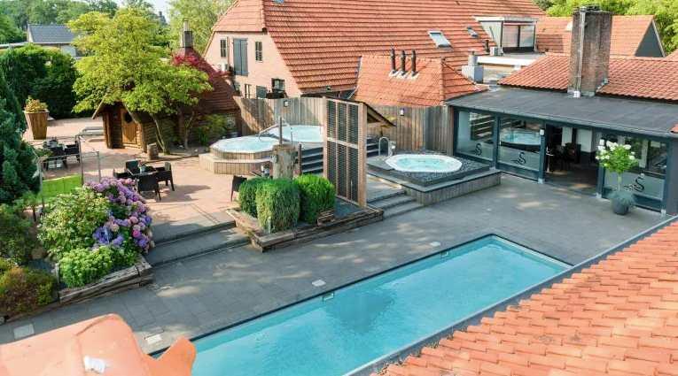 Luxe wellnesshotel in Drenthe | 3 dagen incl. ontbijt & diner €129,50