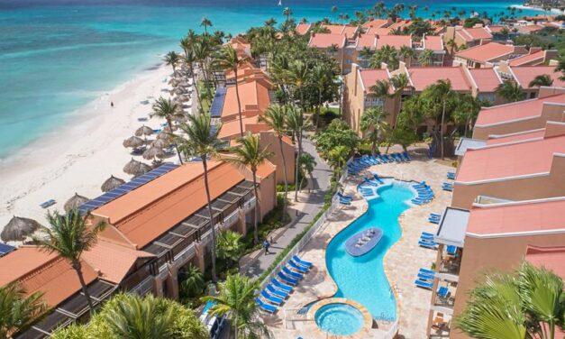 Luxe 4* vakantie aan 't strand @ Aruba | 9 dagen voor slechts €972,-