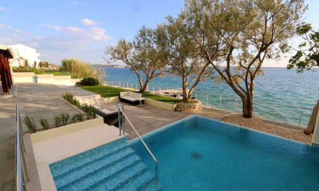 4* Vakantie naar Kroatië | Verblijf incl. ontbijt & diner aan zee €421,-