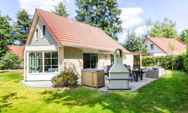 Luxe huisje met sauna & bubbelbad   Super last minute 26% korting