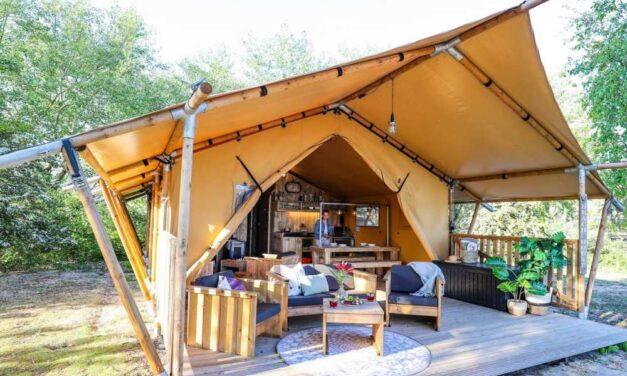 Super last minute Landal Gooise Heide | Luxe safaritent in augustus