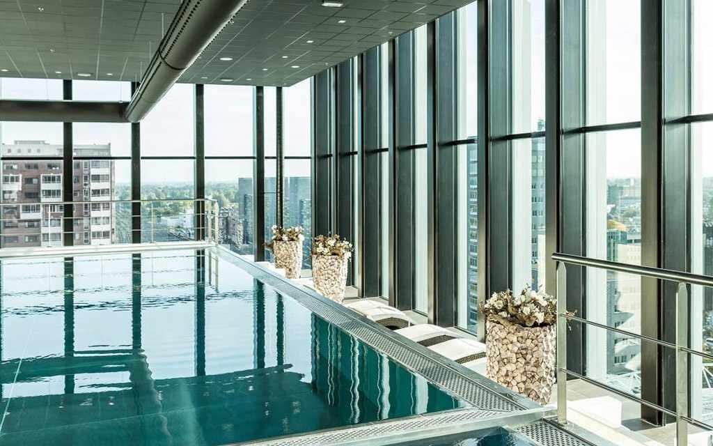 Luxe 4* hotel in Leiden | Incl. ontbijt & dagentree wellness €71,25
