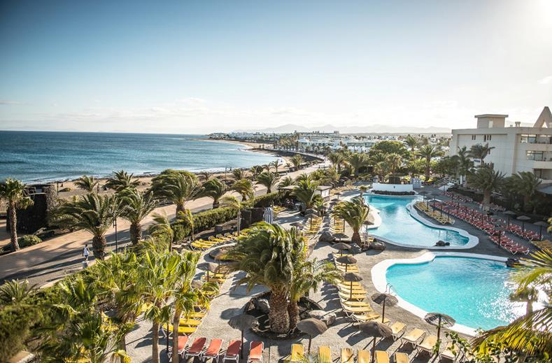 4* all inclusive deal naar Lanzarote   8 dagen zon in november nu €458,-