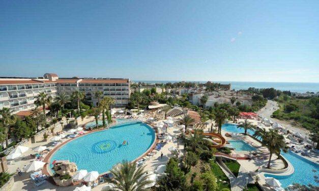 4* hotel @ Turkije in december   8 dagen all inclusive nu €349,- p.p.