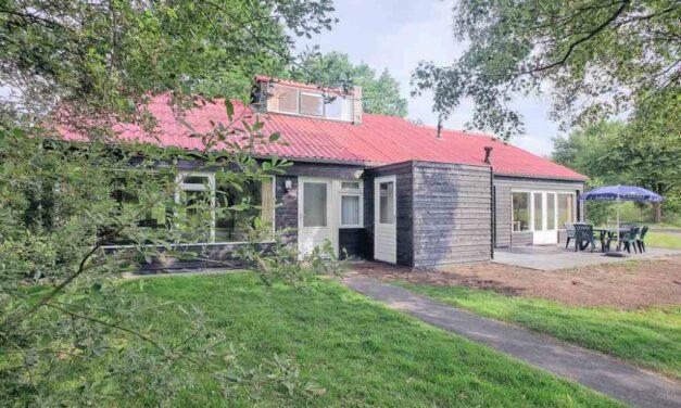 Vrijstaande bungalow (4P) in Drenthe | Augustus deal nu 37% korting